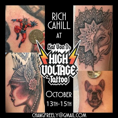 high voltage tattoo high voltage