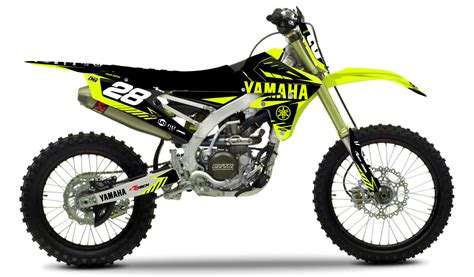 neon motocross yamaha neon kit rival ink design co