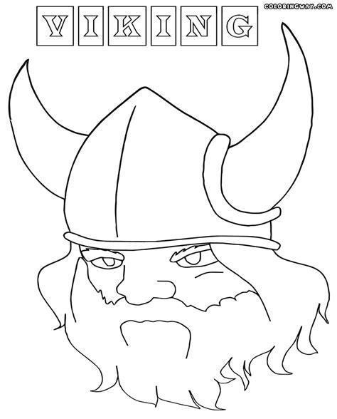 printable coloring pages vikings vikings helmet coloring page coloring pages