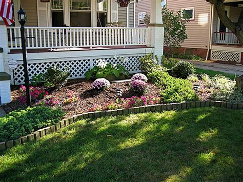 Front Lawn Landscaping Ideas Bloombety Landscaping Ideas For Front Yard Picture Landscaping Ideas For Front Yard
