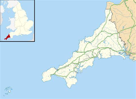 cornwall map location doc martin cornwall vicar of dibley location