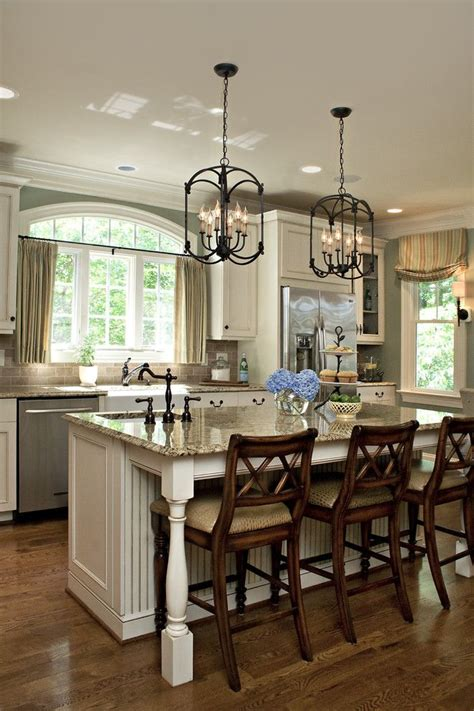interior design kitchen islands with stools creative driggs designs kitchens island decor interior design