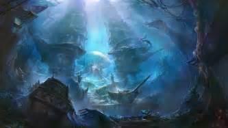 mermaid backgrounds pixelstalk net