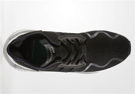 Sepatu Adidas Eqt Cushion Support Adv White Black Premium Quality adidas eqt cushion adv release info sneakernews