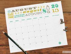 printable calendar elli fabulous freebies on pinterest party kit paper bows and