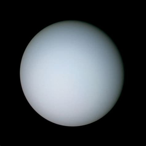 what is the color of uranus lesser known views of uranus and neptune the planetary