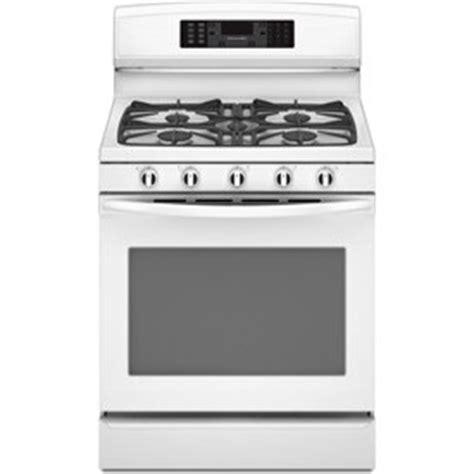 Kitchenaid Fridge Sabbath Mode Kitchenaid Kgrs205twh 30 Quot Freestanding Gas Range With 5