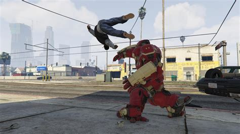 gta 5 ironman mod game free download gta x scripting gta v ironman mini hulkbuster armor