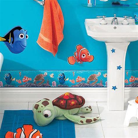 finding nemo bathroom decor 10 finding nemo themed bathroom for kids house design