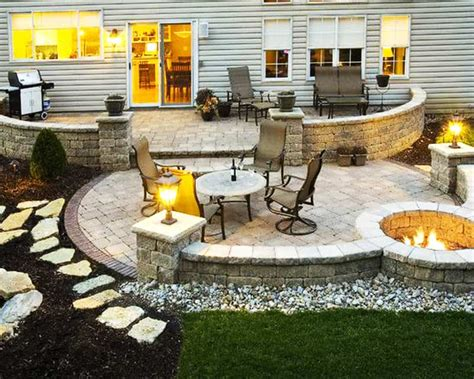 patio area ideas best outdoor fire pit ideas to have the ultimate backyard