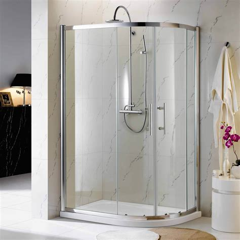 Interior : Corner Shower Stalls For Small Bathrooms