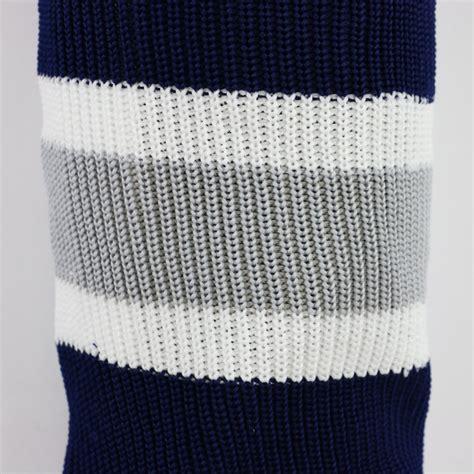 athletic knit custom hockey socks custom color hockey sock stripes