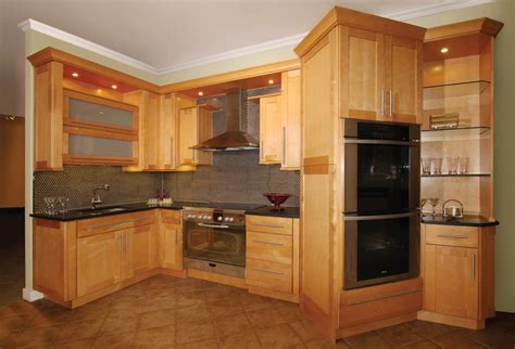 kitchen cabinet pic classic shaker natural kitchen cabinets waukesha