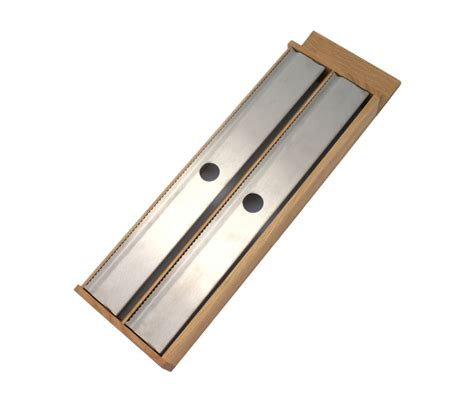 Wooden Drawer Inserts by Oak Foil Cling Holder Wooden Drawer Inserts