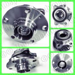 front wheel hub bearing assembly for 2002 2007 audi a4 a4