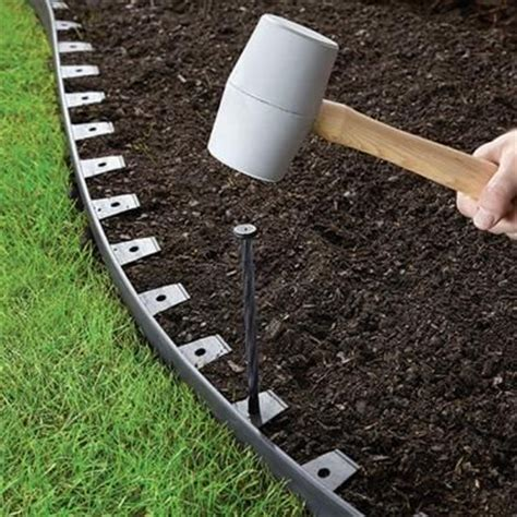 vigoro 20 ft landscape edging kit 3001 20hd at the home