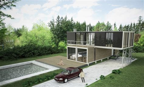 haus aus seecontainer leistbares wohnen diy container houses teil 2