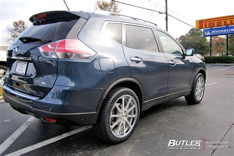 nissan rogue rims and tires nissan rogue with 20in tsw jerez wheels exclusively from