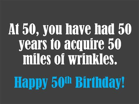 what to write on a 50th birthday card wishes sayings and poems holidappy