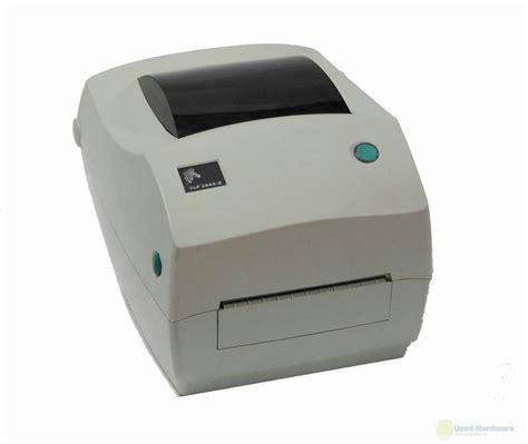 label template zebra printer zebra tlp2844 z 284z 10300 0001 thermal transfer desktop