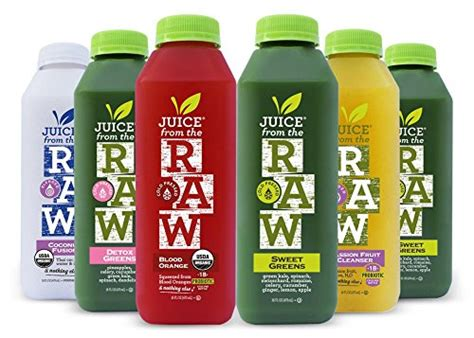 Buy Juice Detox Ireland by Juice From The 3 Day Organic Juice Cleanse Believer