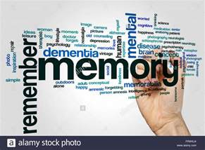 memory word cloud concept stock photo royalty free image