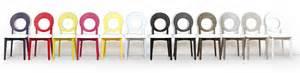 table design et chaise sur mesure par cuisinella lorsque