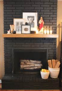beautiful dark gray amp black fireplaces