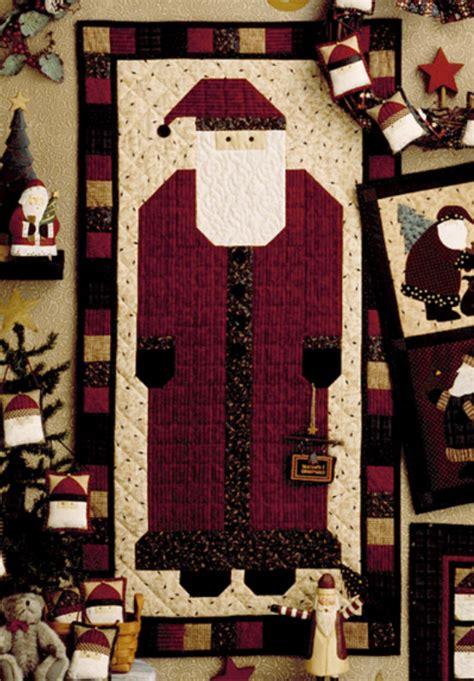 Santa Quilt Pattern by Free Tutorial Santa Door Banner By Debbie Mumm
