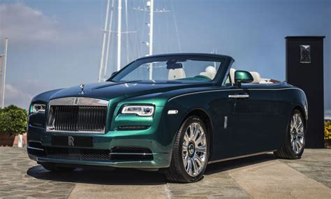 green rolls royce bespoke rolls royce and wraith inspired by porto cervo