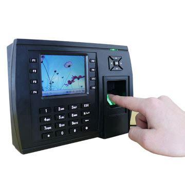 Mesin Absensi Merk Secure teknis dan cara kerja mesin sidik jari finger print masthink note s