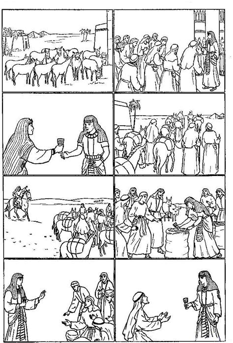 coloring pages for joseph in egypt joseph in egypt coloring child coloring