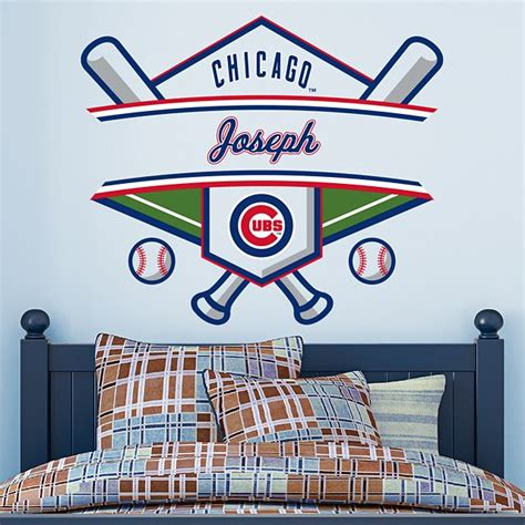 names for chicago cubs fans chicago cubs personalized name cameron