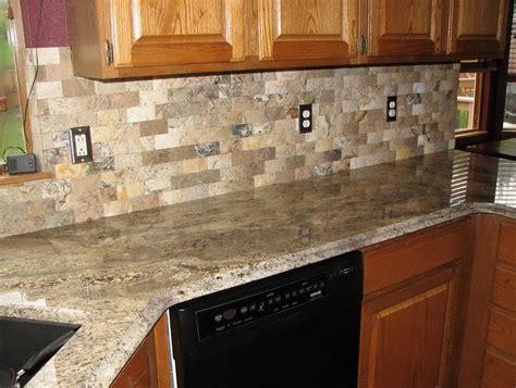 santa cecilia granite tile backsplash home design ideas