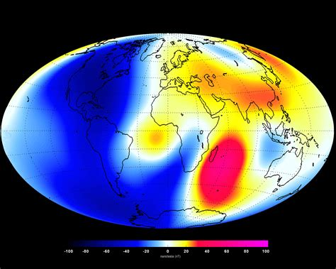 earth s swarm data earth s magnetic field is weakening 10 times