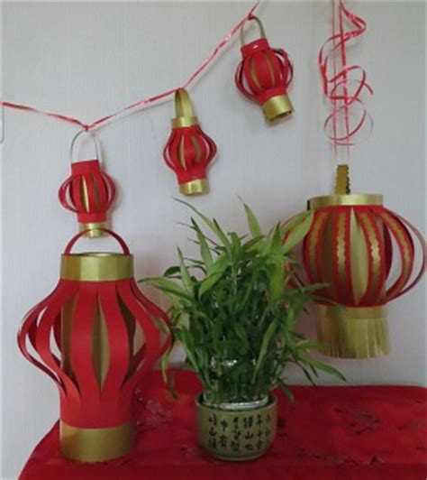 how to make new year lanterns with packets faroles de papel para a 241 o nuevo chino