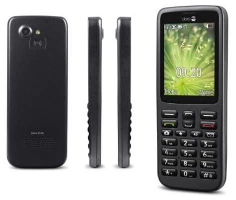 doro mobile phones doro 5516 mobile phone black smartphones at ebuyer