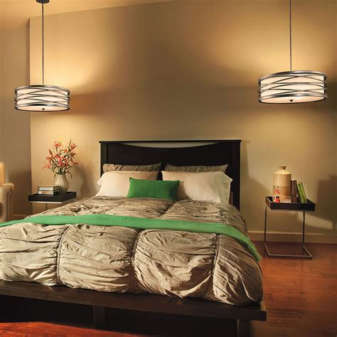Bedroom Lights Beautiful Bedroom Lighting From Kichler Lighting In Bedroom