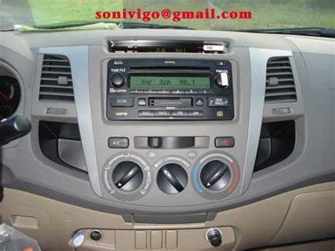 Panel Kevlar Fortuner 2010 left drive toyota hilux vigo from thailand s and dubai s top toyota and mitsubishi exporter
