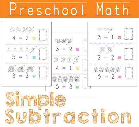 preschool math archives