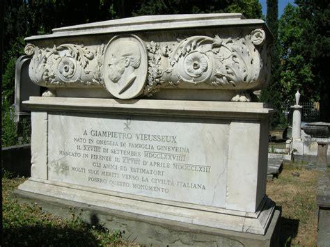 verano 2 testo file cimitero degli inglesi tomba g p vieusseux jpg