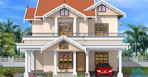desain rumah dua lantai   desain rumah griya indonesia