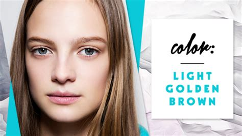 light golden brown hair color chart the complete simplified hair color chart for every shade