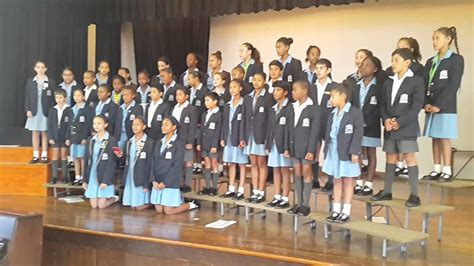 groote schuur primary groote schuur primary senior choir1 youtube