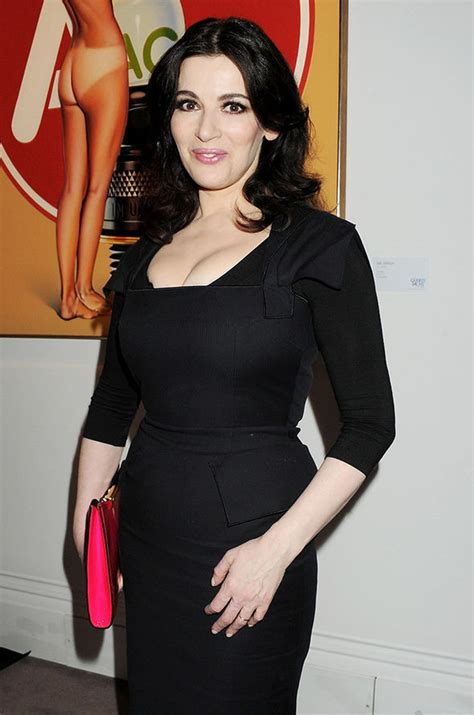 nigella lawson nigella lawson shocks fans as she shows off dramatic