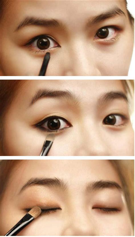 natural japanese makeup tutorial asian eyes natural every day fall makeup tutorial quot how to