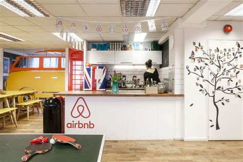 airbnb english airbnb s london office is based in a converted warehouse