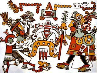 imagenes mitologicas mixtecas cultura mixteca historia universal