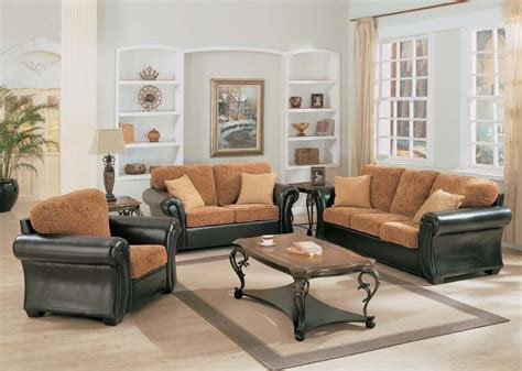 Sofa Designs For Living Room by Modern Furniture Living Room Fabric Sofa Sets Designs 2011