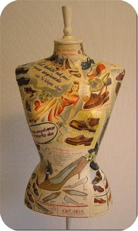 Decoupage Mannequin - 17 best images about decoupage mannequins on